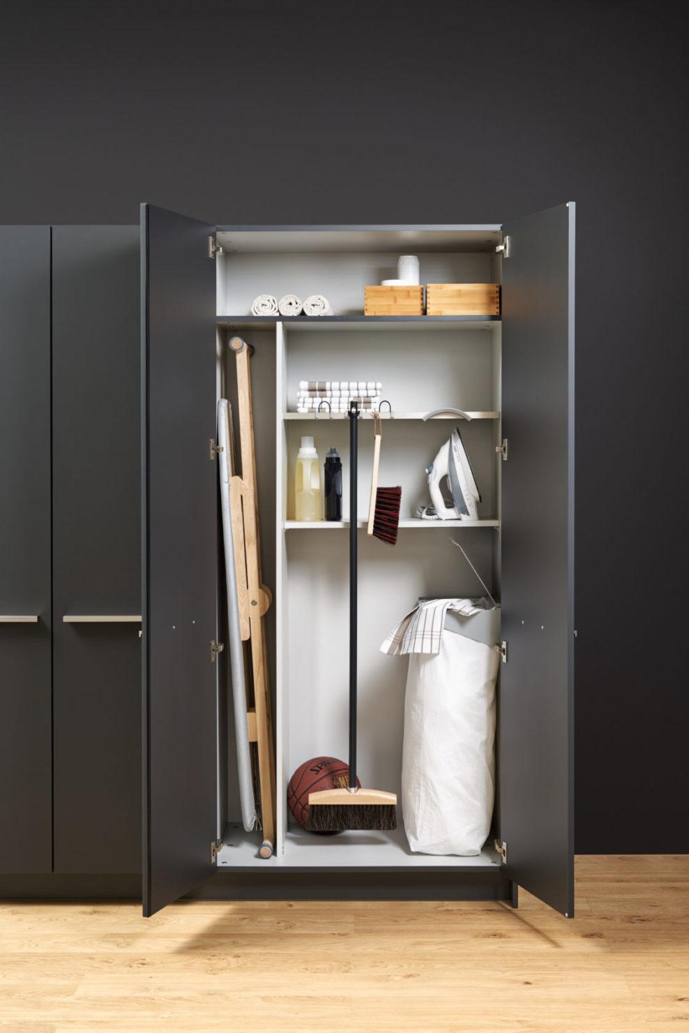neue leicht k chenschr nke hauswirtschaftsschrank. Black Bedroom Furniture Sets. Home Design Ideas