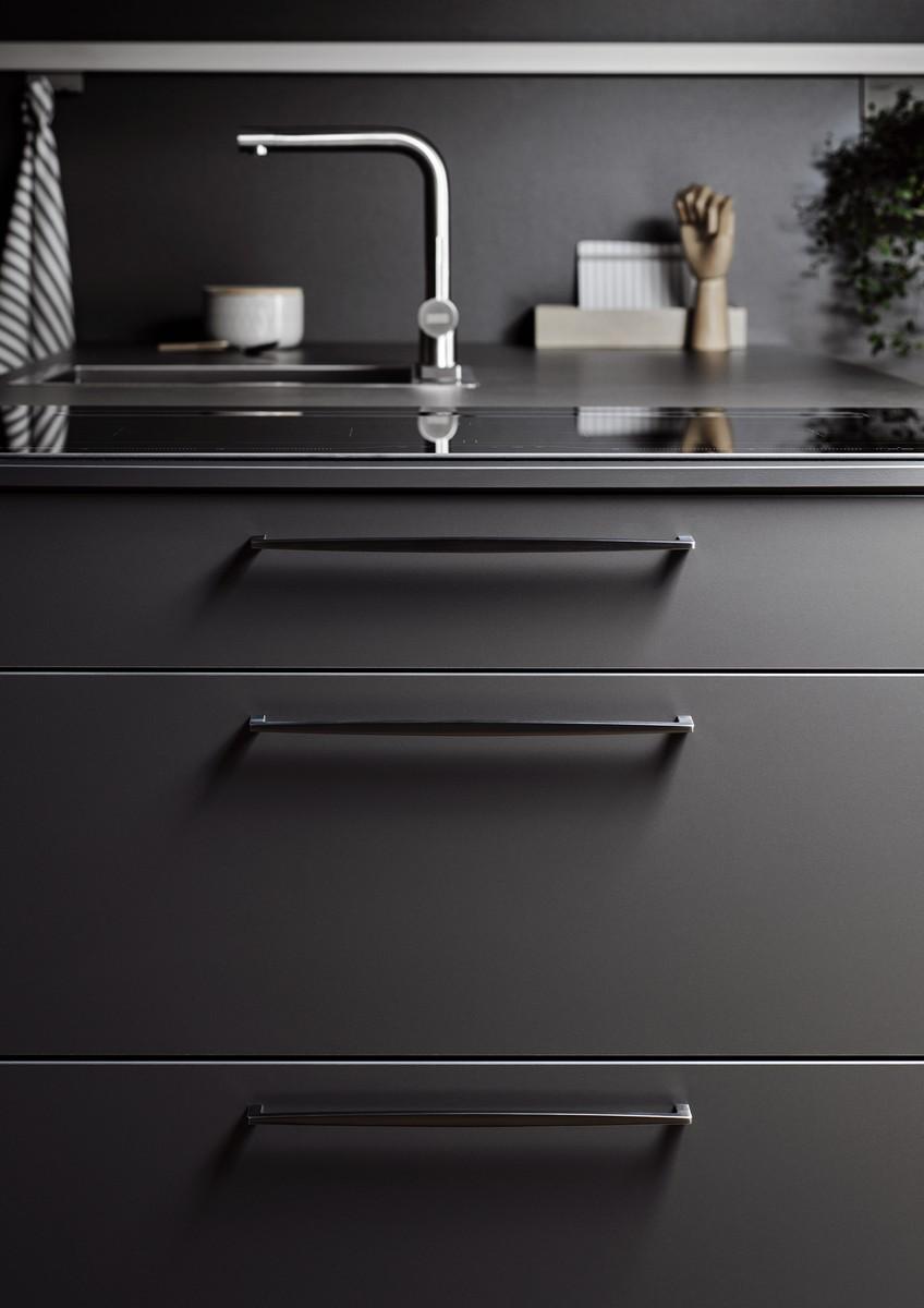 h cker k chen arbeitsplatten sp len unterschrank k che steinsp lbecken wandabschlussleiste. Black Bedroom Furniture Sets. Home Design Ideas