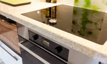 mineralwerkstoff arbeitsplatten küche