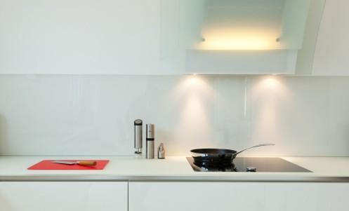 Küche Weiß Ohne Griffe