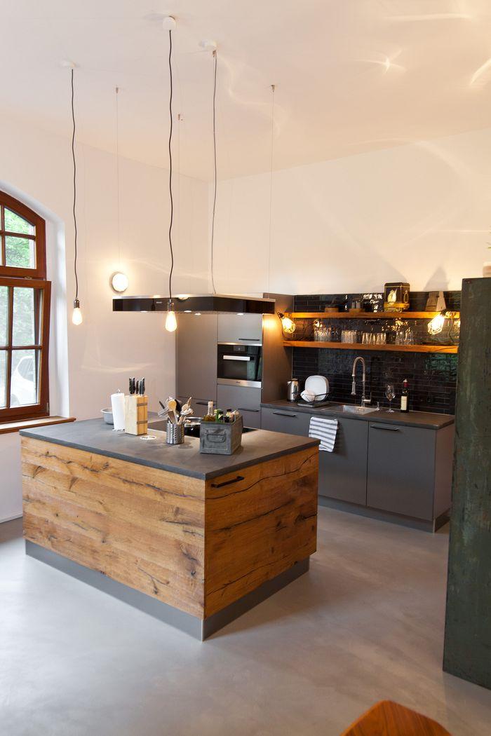 küchenbeleuchtung: das optimale licht und lampen für die küche, Kuchen