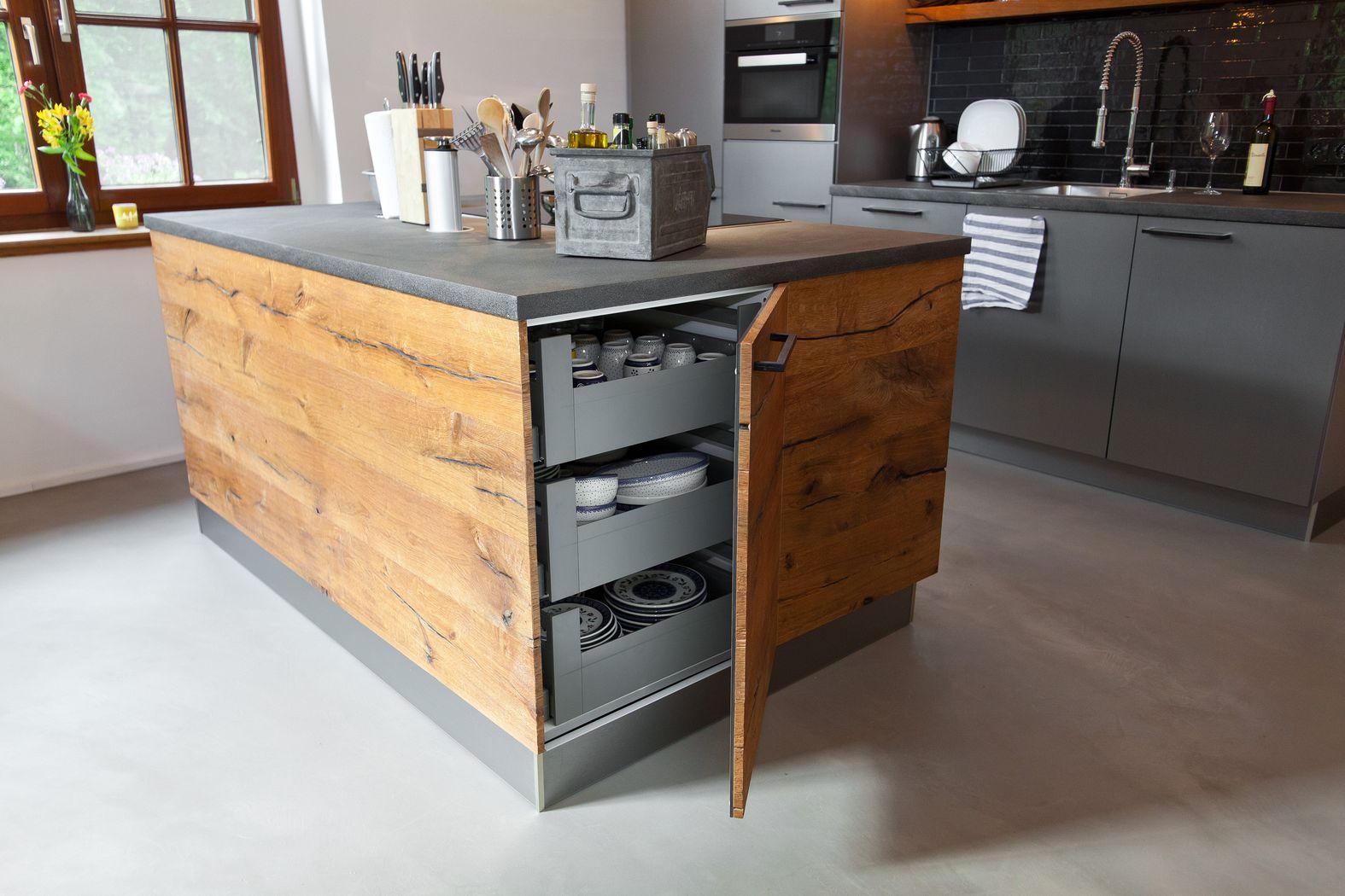 holzküchen nach maß - kostenlose planung bietet ihnen möbel, Kuchen