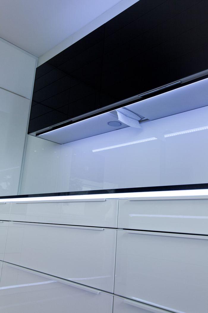 organisation in der k che schubkasteneins tze. Black Bedroom Furniture Sets. Home Design Ideas