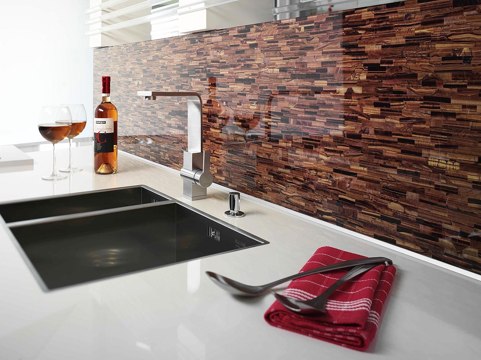 Emejing Rückwände Für Küchen Aus Glas Ideas - Ridgewayng ...