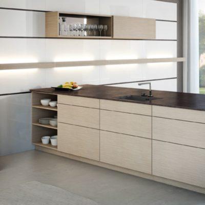 Küchen Mit Naturstein, Glas Und Laminat In Allen Variationen