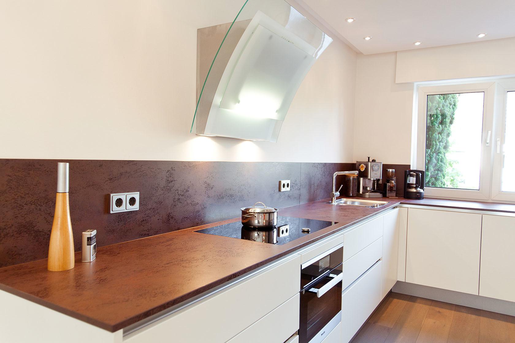 küchenbeleuchtung: das optimale licht und lampen für die küche ... - Günstige Arbeitsplatten Für Die Küche
