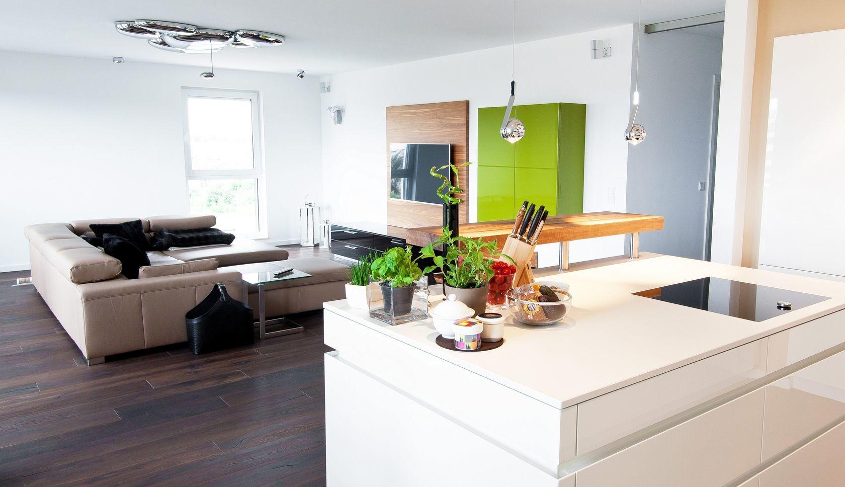 Küchen-Steckdosen mit & ohne USB-Anschluss – Einbausteckdose Küche | {Designer küchen mit kochinsel holz 30}