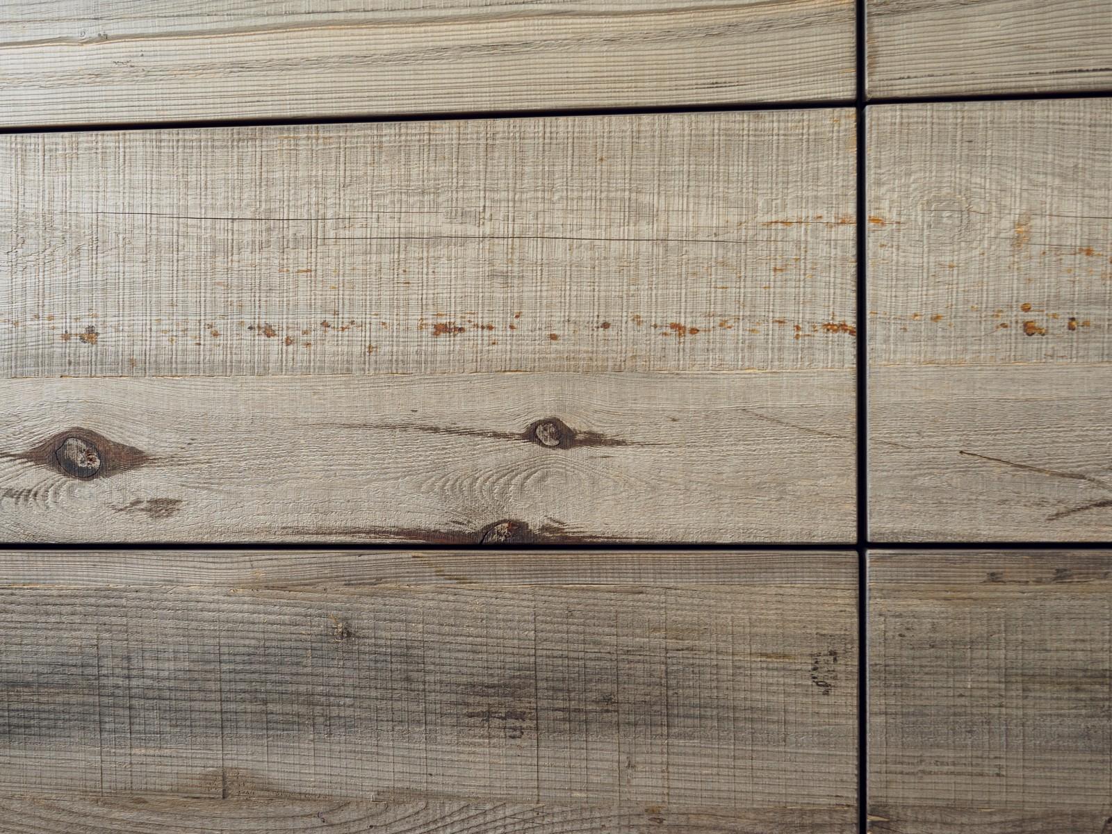 Kueche Exklusiv Design Fronten Holz Furnier Sonnenverbrannt Stahl Keramik Arbeitsplatte Miele 49