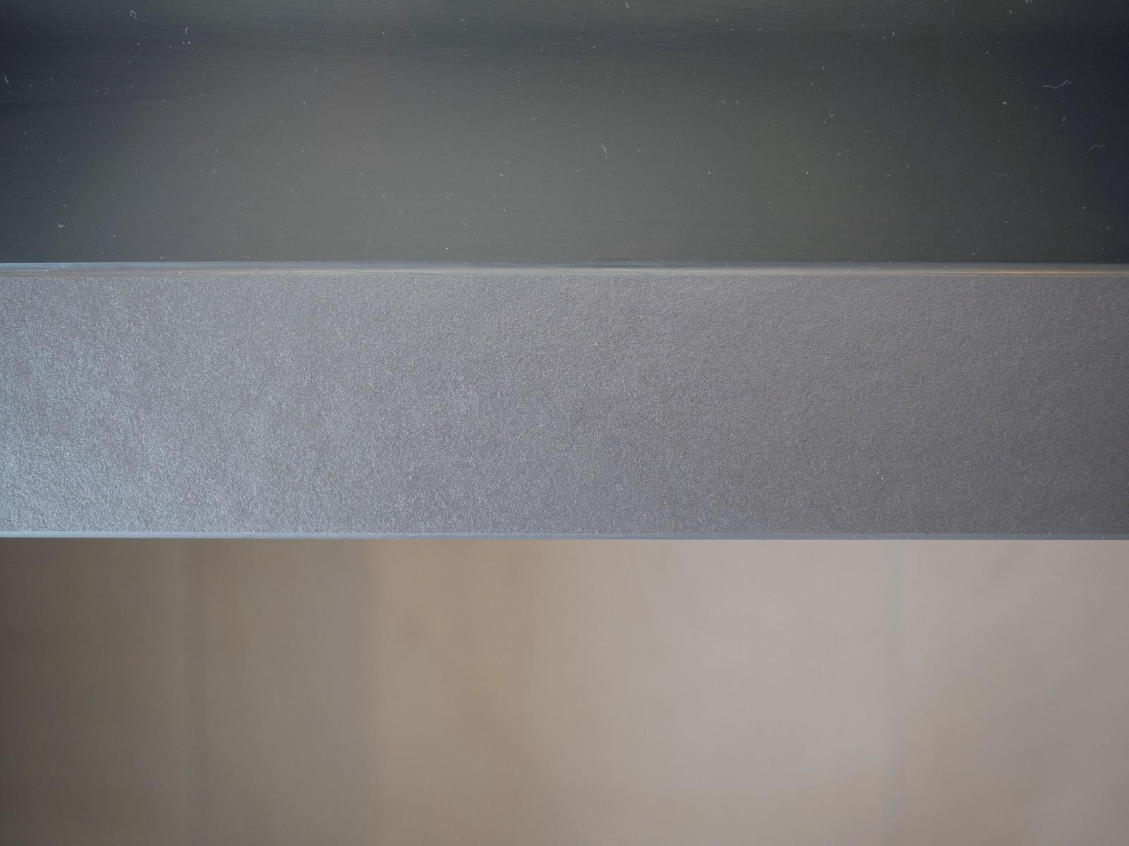 Kueche Exklusiv Design Fronten Holz Furnier Sonnenverbrannt Stahl Keramik Arbeitsplatte Miele 53
