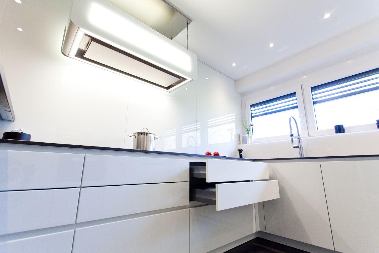 33 Gute Küche Weiss Grifflos | Küchen Ideen