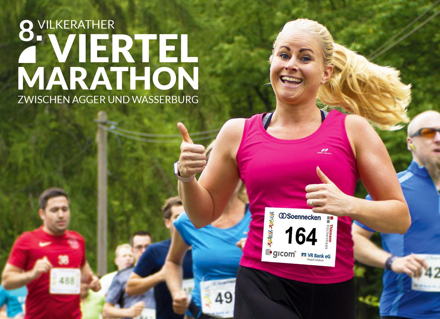Kuechenhaus Thiemann Viertelmarathon