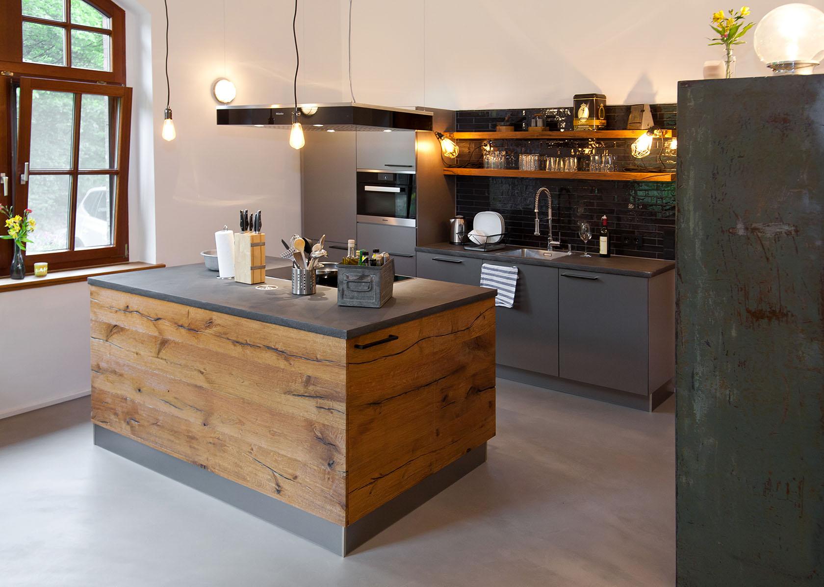 Wohnküche – schöner leben, kochen & wohnen – Küchenhaus Thiemann
