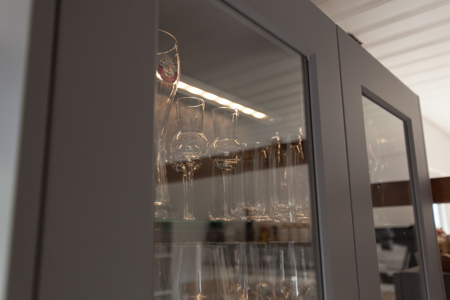 Landhausstil Küche Hochglanz – sehremini