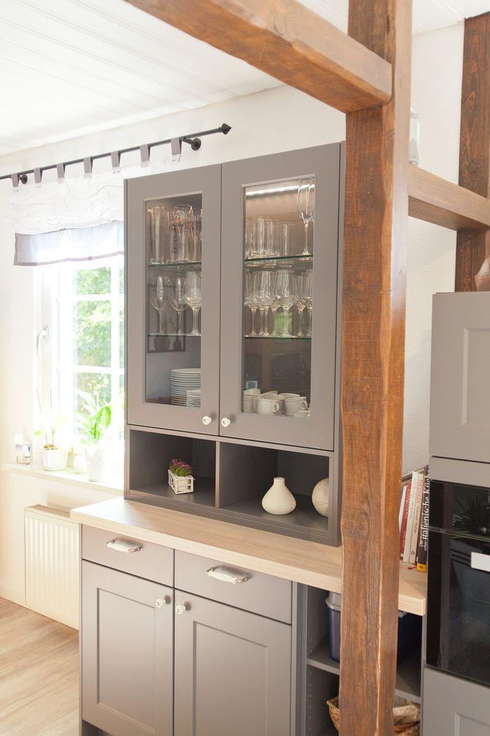Küche im landhausstil aus dem oberbergischen küchenhaus thiemann