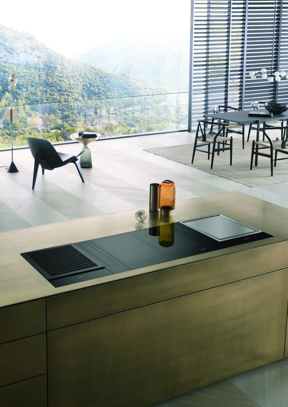 smartline von miele kochzentr a um ohne wenn und aber. Black Bedroom Furniture Sets. Home Design Ideas