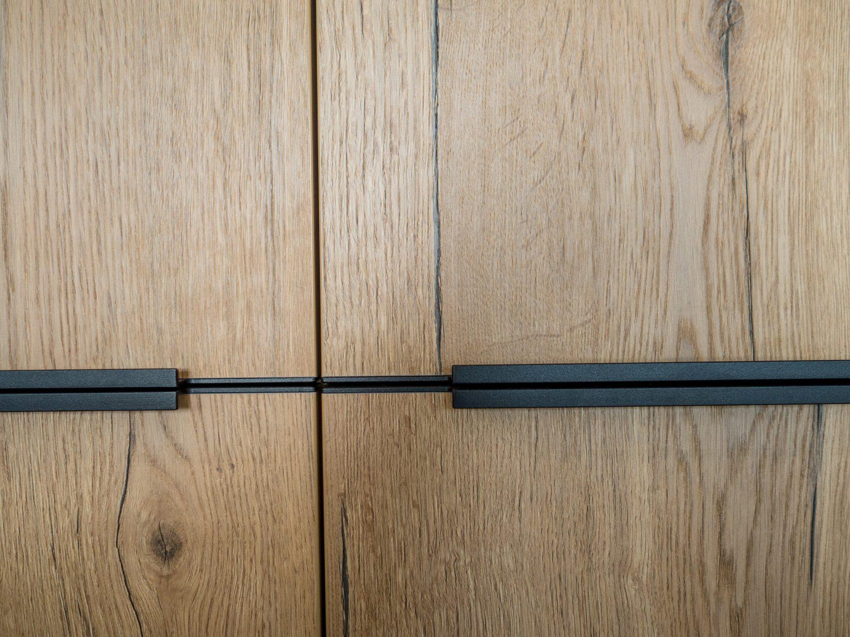 Moderne Haecker Kueche Betonoptik Kombiniert Alteiche Dektonarbeitsplatte Bora Pure Kochfeld Neff Elektrogeraeten 14