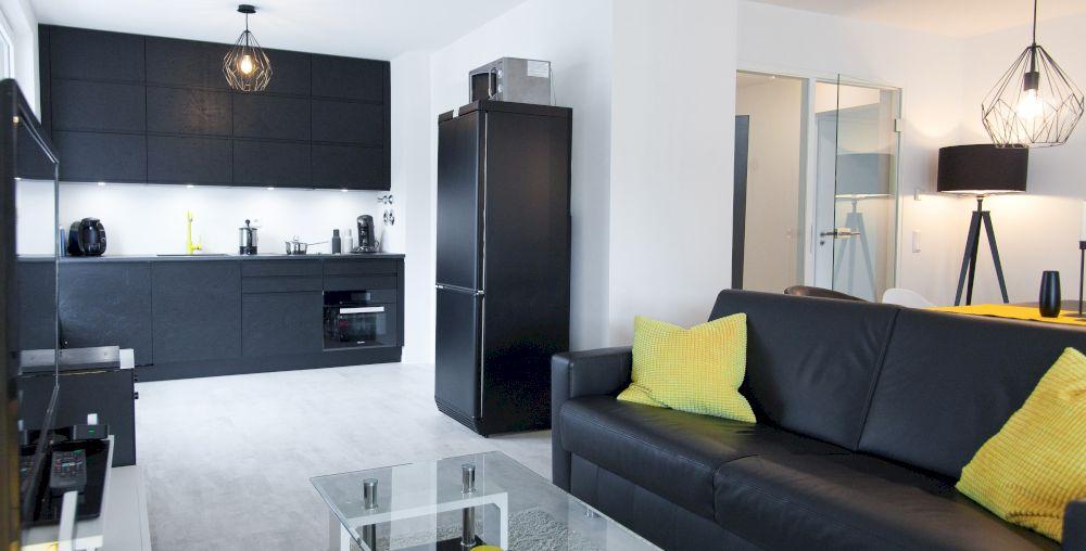 Schwarze Küche Günstig ~ Logisting.Com = Varie Forme Di Mobili
