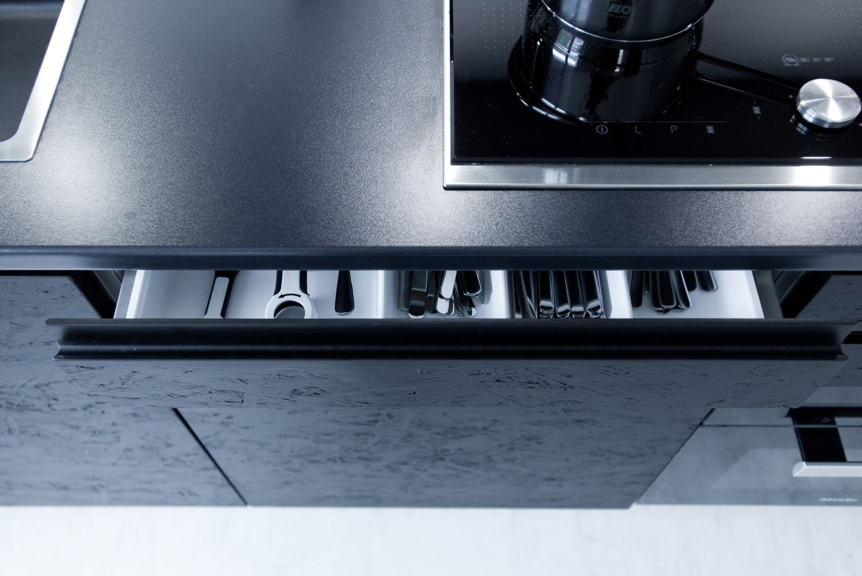 Küchen Kassettenfront Hochglanz