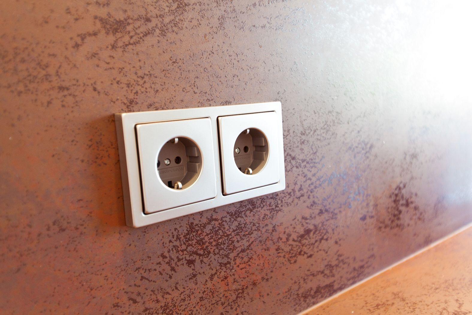 Versenkbare Steckdose Küche. Fliesenboden Küche Landhaus Modern ...