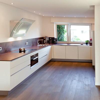 Emejing Keramik Arbeitsplatte Küche Contemporary - Ridgewayng ...