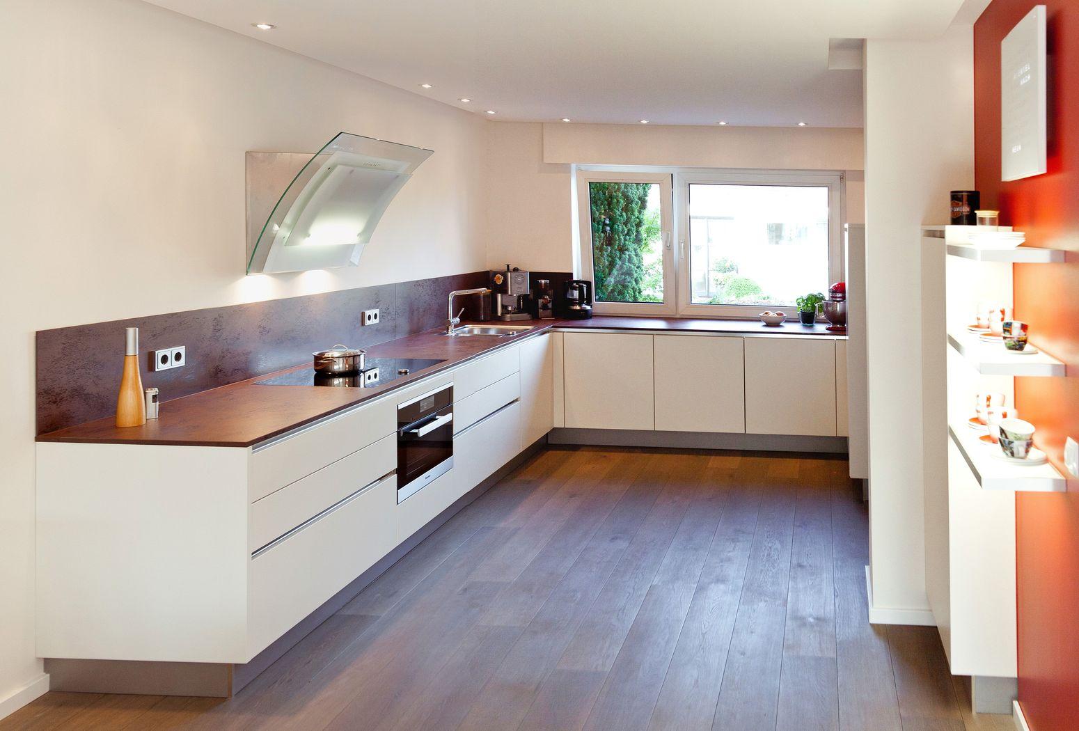 Einbauküchen u form modern  Küchen L Form Hochglanz | poolami.com